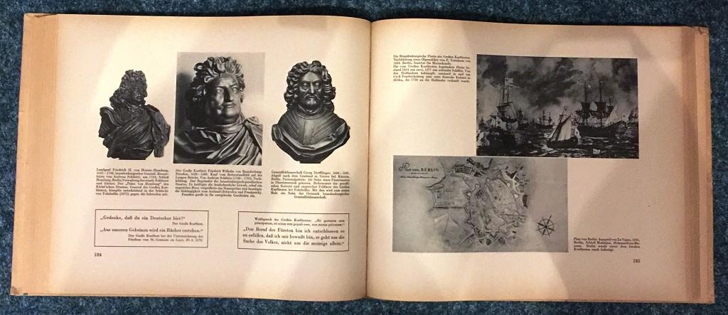 Deutsche Grösse. Schriftenreihe der Bücherkunde Band 9