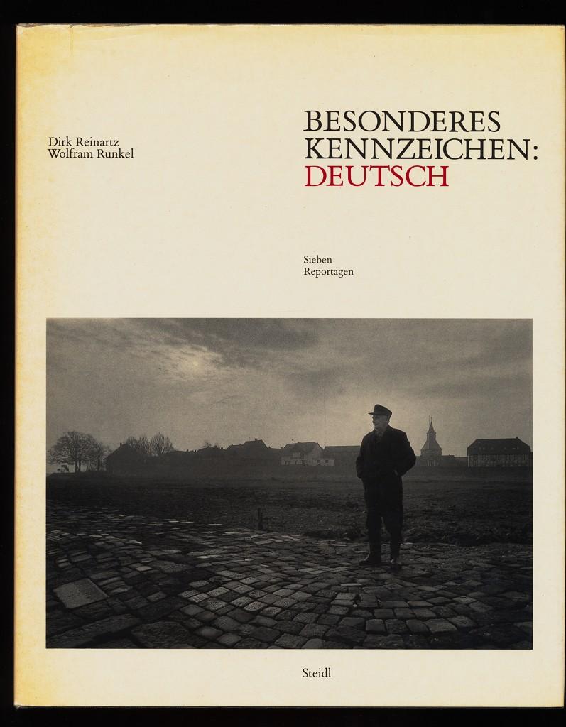 Besonderes Kennzeichen : Deutsch. Sieben Reportagen. 1. Aufl.,