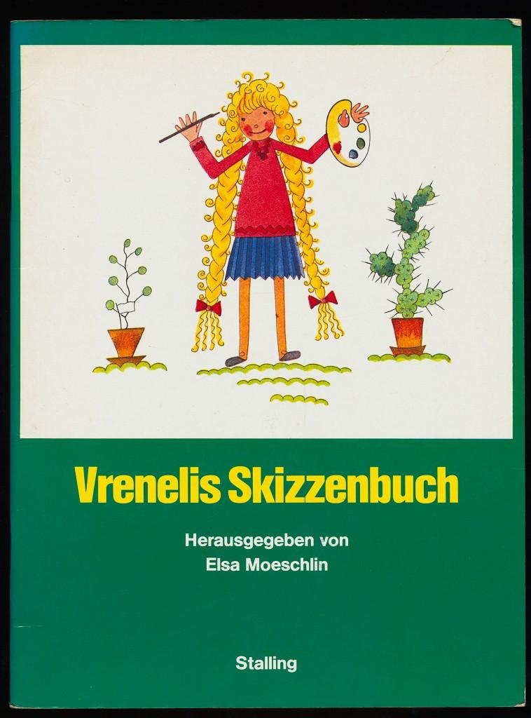Vrenelis Skizzenbuch. Sonderausg.,