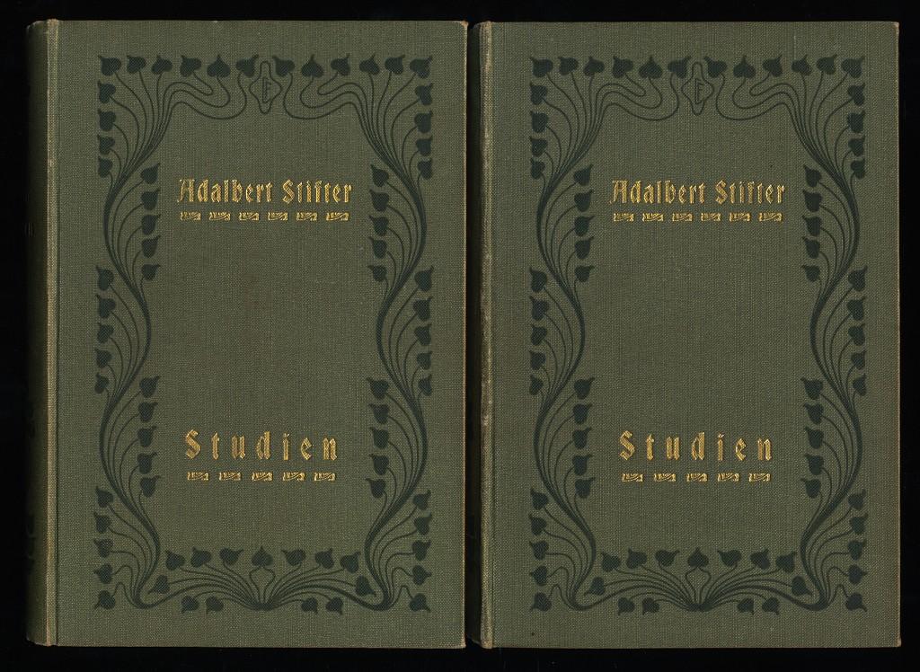 Studien (1. u. 2. Band, 2 Bände) 18. Aufl.,
