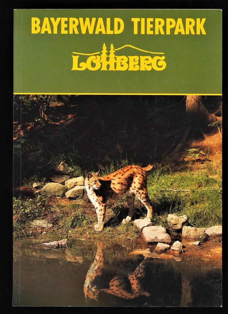 Bayerwald Tierpark Lohberg mit den Tieren des Bayerischen Waldes Wegweiser durch den Tierpark.
