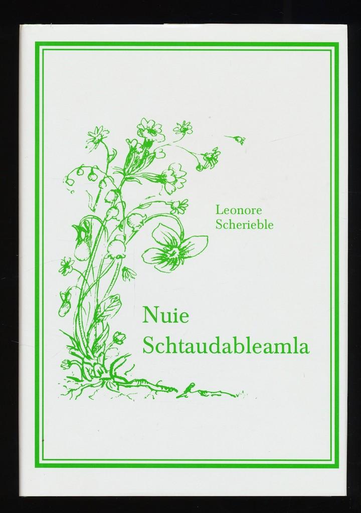 Nuie Schtaudableamla (SIGNIERTES Exemplar) 1. Aufl.,