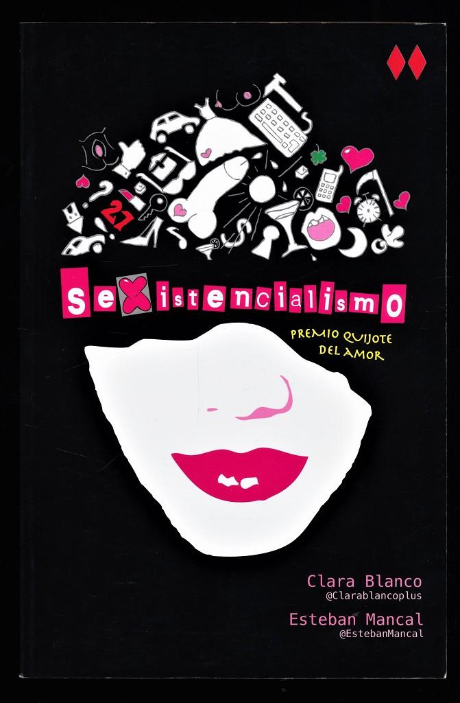Sexistencialismo (Spanisch) Premio Quijote del Amor.