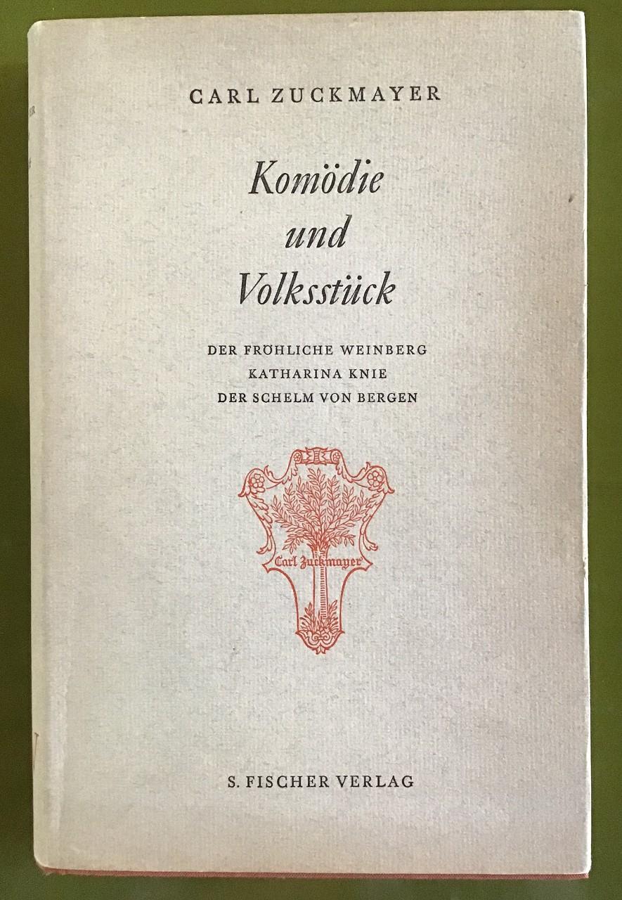 Komödie und Volksstück. 1. Auflage