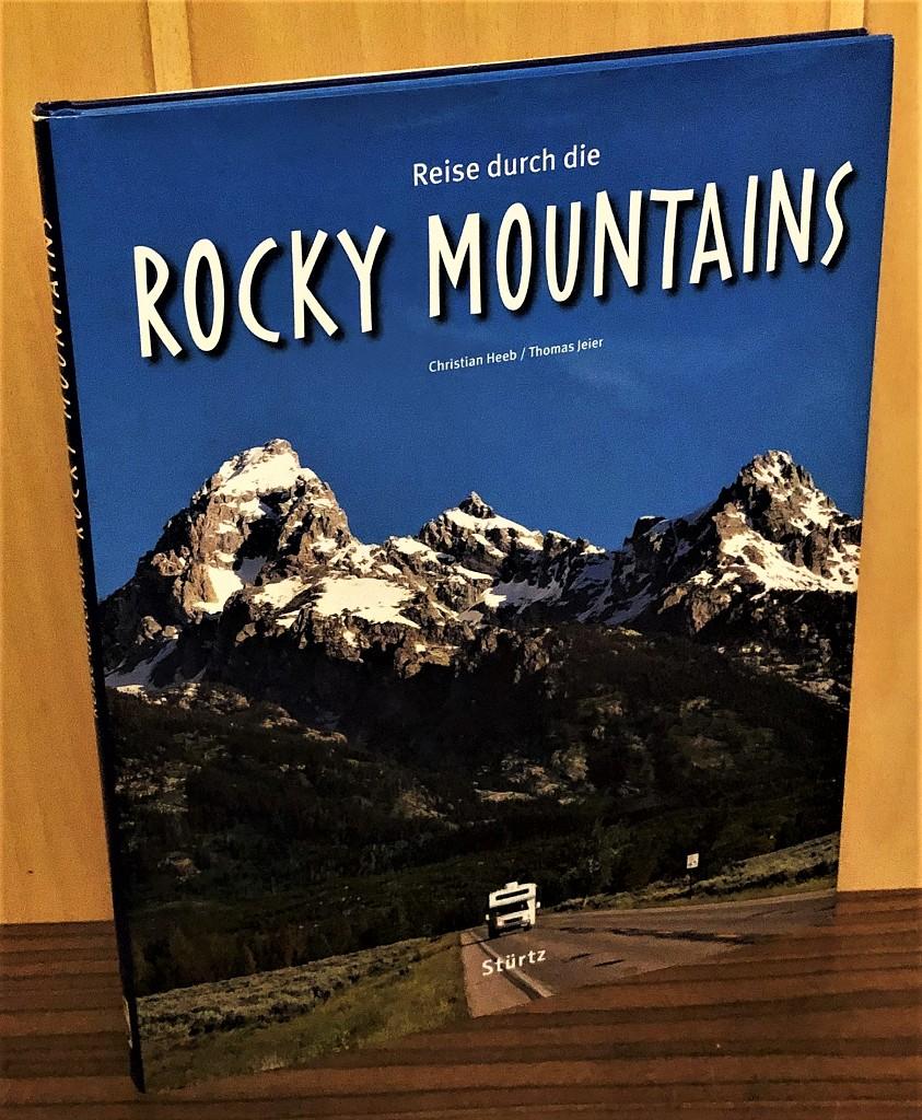Reise durch die Rocky Mountains.