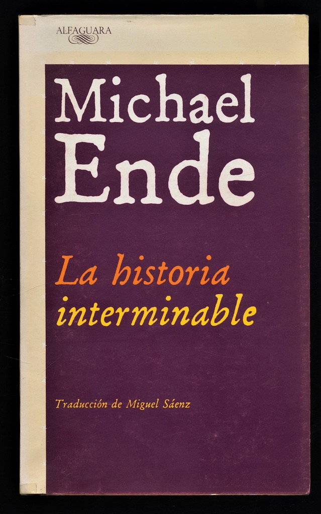 La historia interminable : de la A a la Z. 1. ed., 28. reimpr.