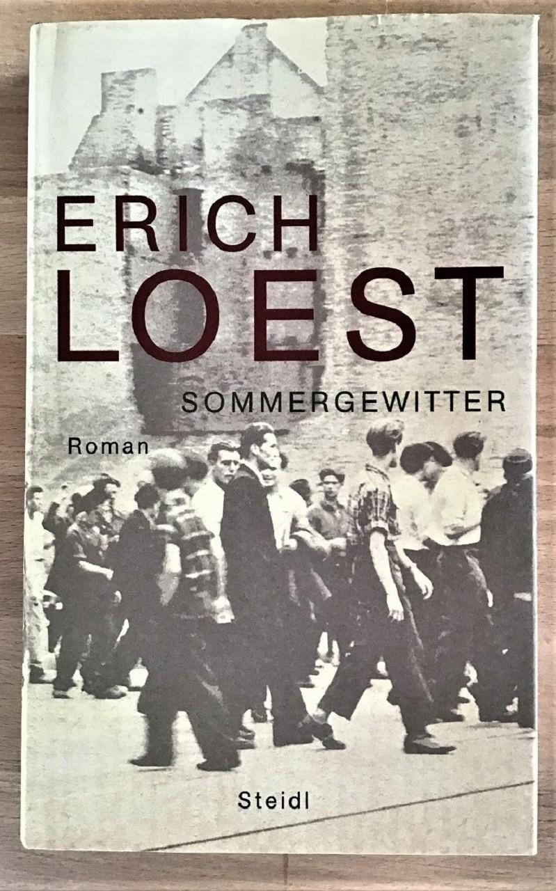 Sommergewitter : Roman. 1. Aufl.,