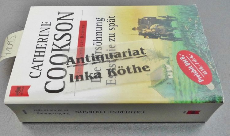 Die Versöhnung - Es ist nie zu spät - Zwei ungekürzte Romane - Heyne Allgemeine Reihe Band 10406 - - Cookson, Catherine