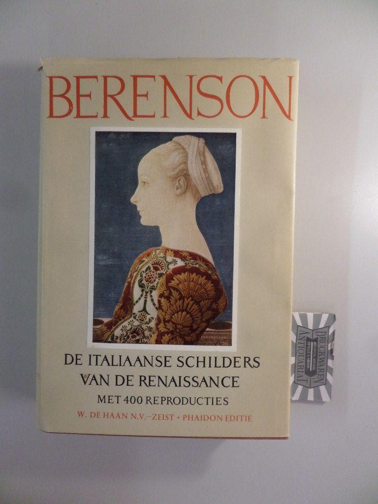 De italiaanse Schilders van de Renaissance. 2. Auflage.