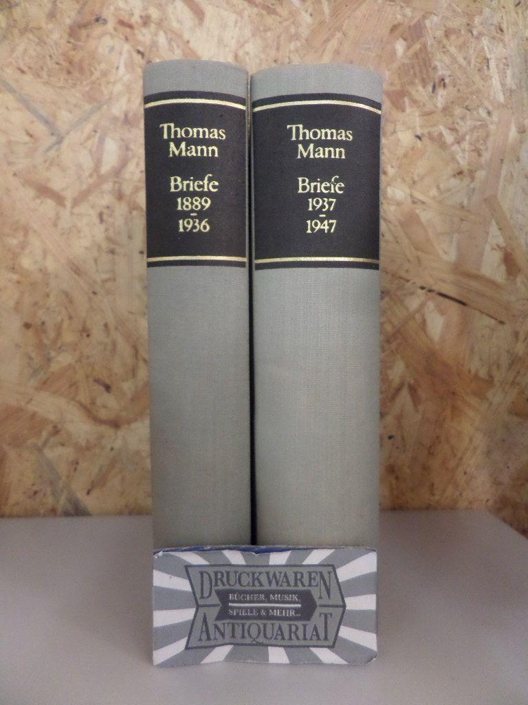 Briefe 1889-1936 & Briefe 1937-1947 [2 Bände].