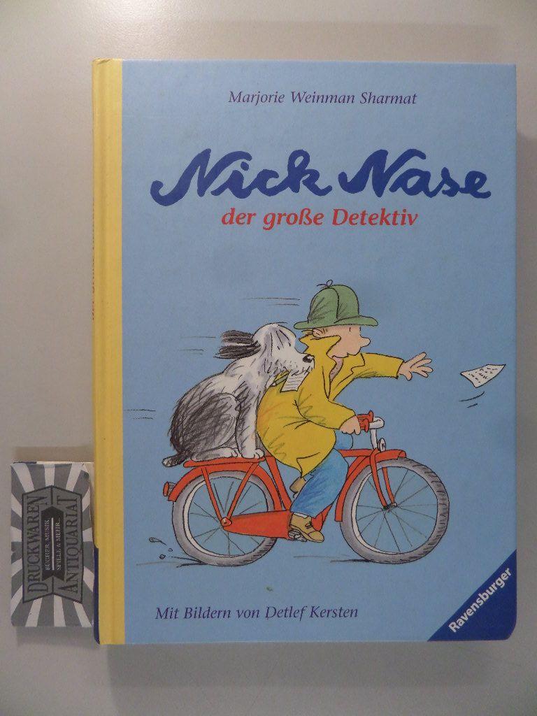 Nick Nase, der große Detektiv : Geschichten zum Vorlesen. 1. Aufl.