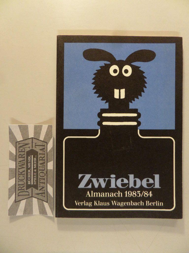 Zwiebel. Almanach 1983/84.
