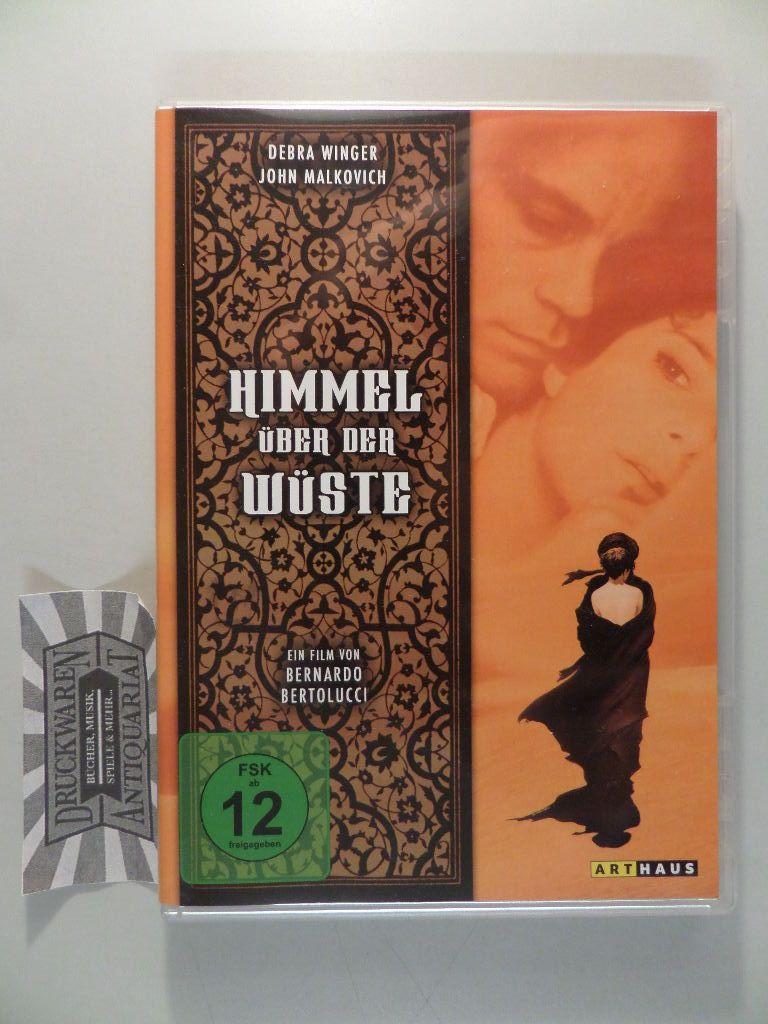 Himmel über der Wüste [DVD].
