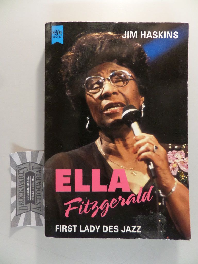 Ella Fitzgerald : First Lady des Jazz.