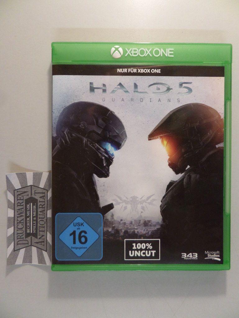 Halo 5: Guardians [Xbox One Spiel].