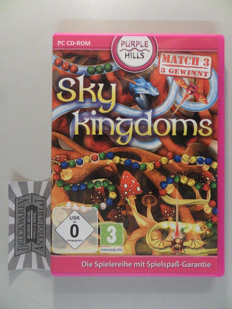 SkyKingdoms [CD-ROM].