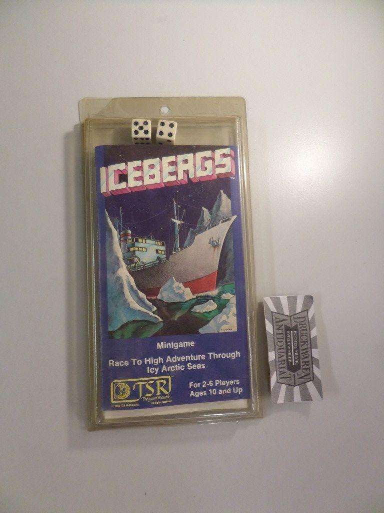 Icebergs: Race to High Adventure Through Icy Arctic Seas [Minigame]. ACHTUNG! FÜR KINDER UNTER 3 JAHREN NICHT GEEIGNET!