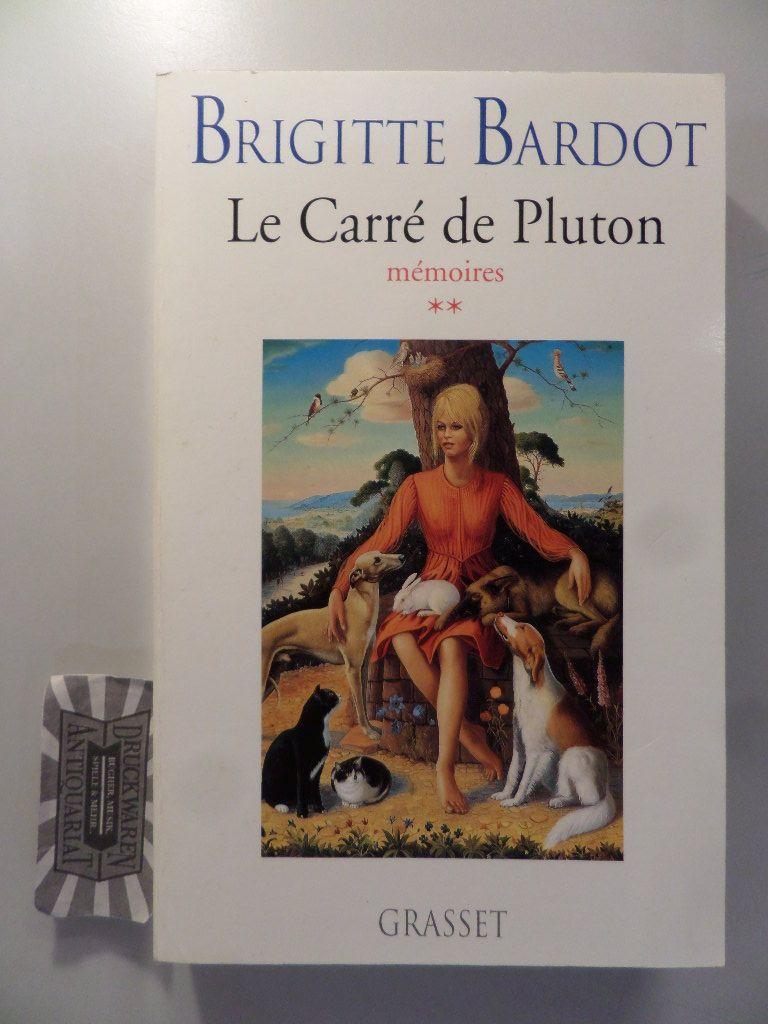 Le Carré de Pluto - Memoires.