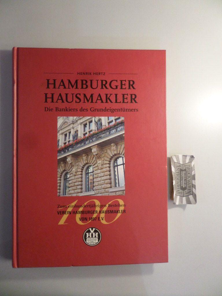 Hamburger Hausmakler - Die Bankiers des Grundeigentümers.