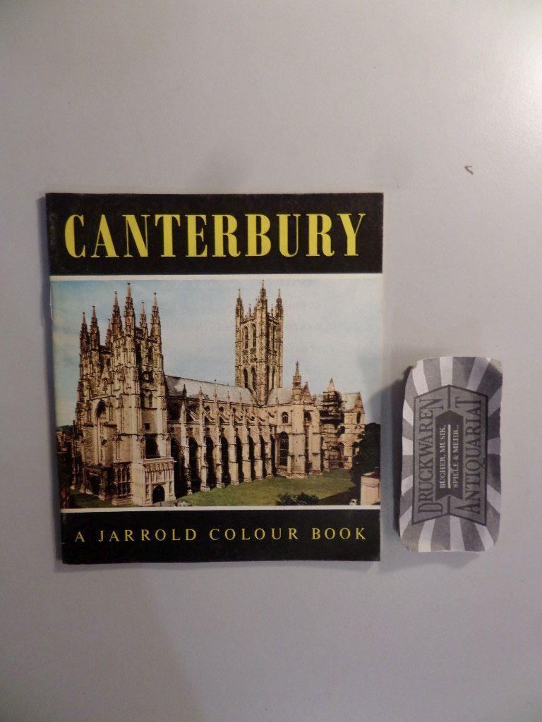 Canterbury. A Jarrold Colour Book.