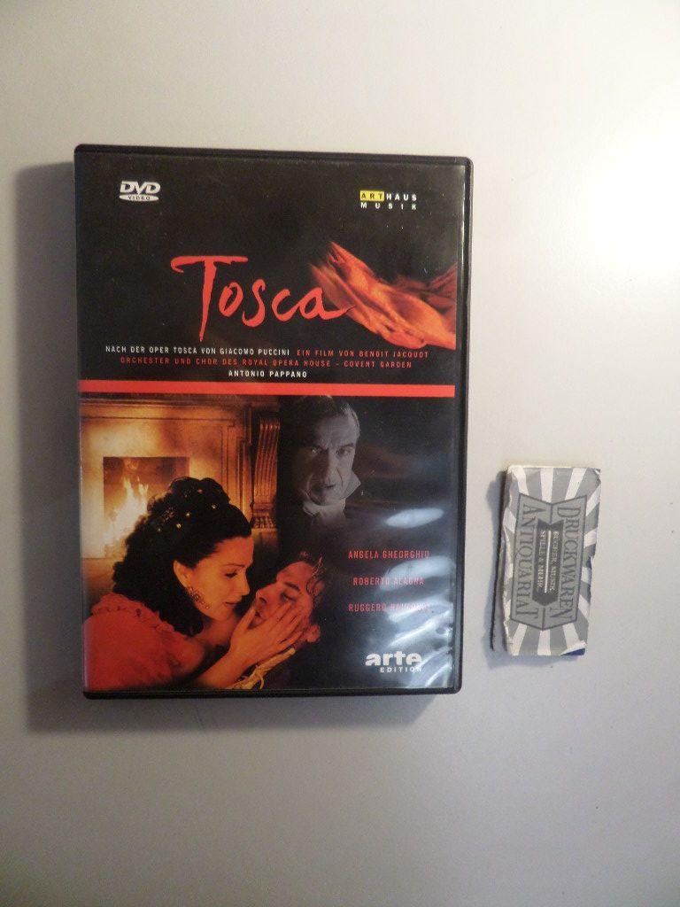 Puccini: Tosca [DVD]. Nach der Oper von Puccini.