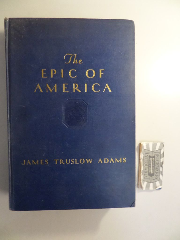 The Epic of America.