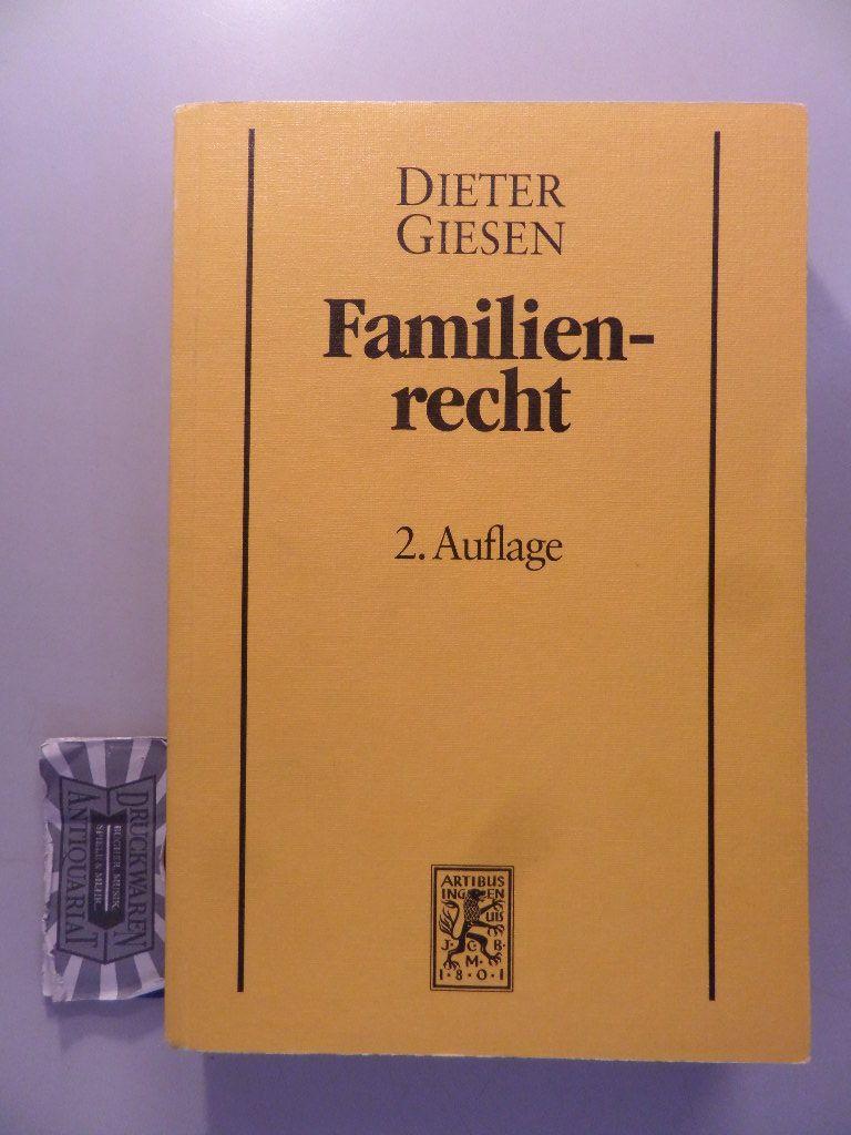 Familienrecht. 2., überarb. Aufl.