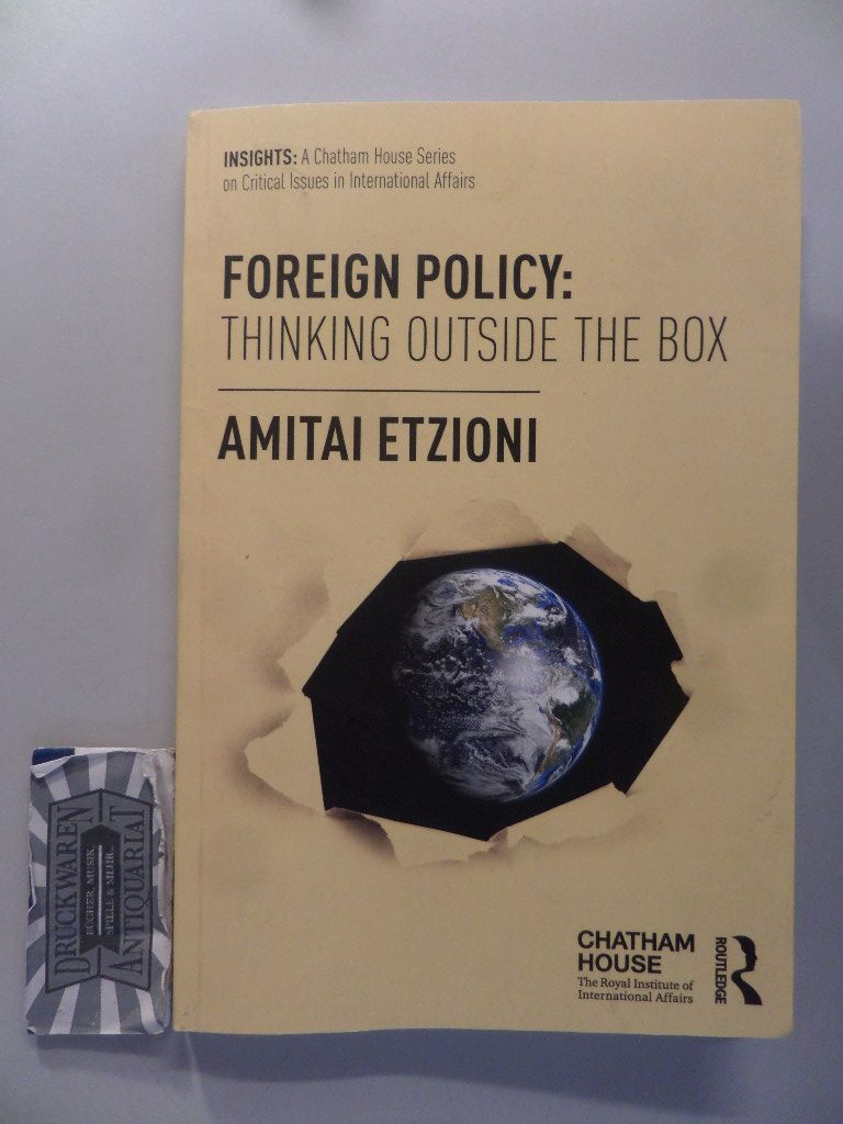 Foreign Policy - Thinking Outside the Box.