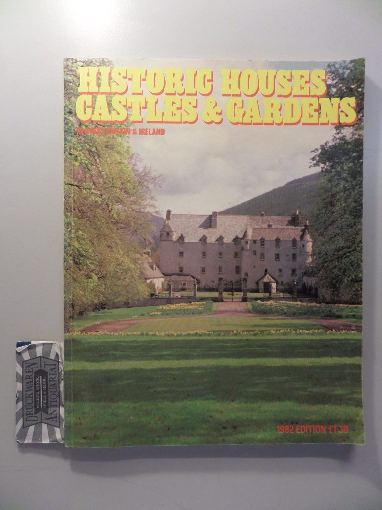Historic Houses & Castles and Gardens in Great Britain and Ireland.