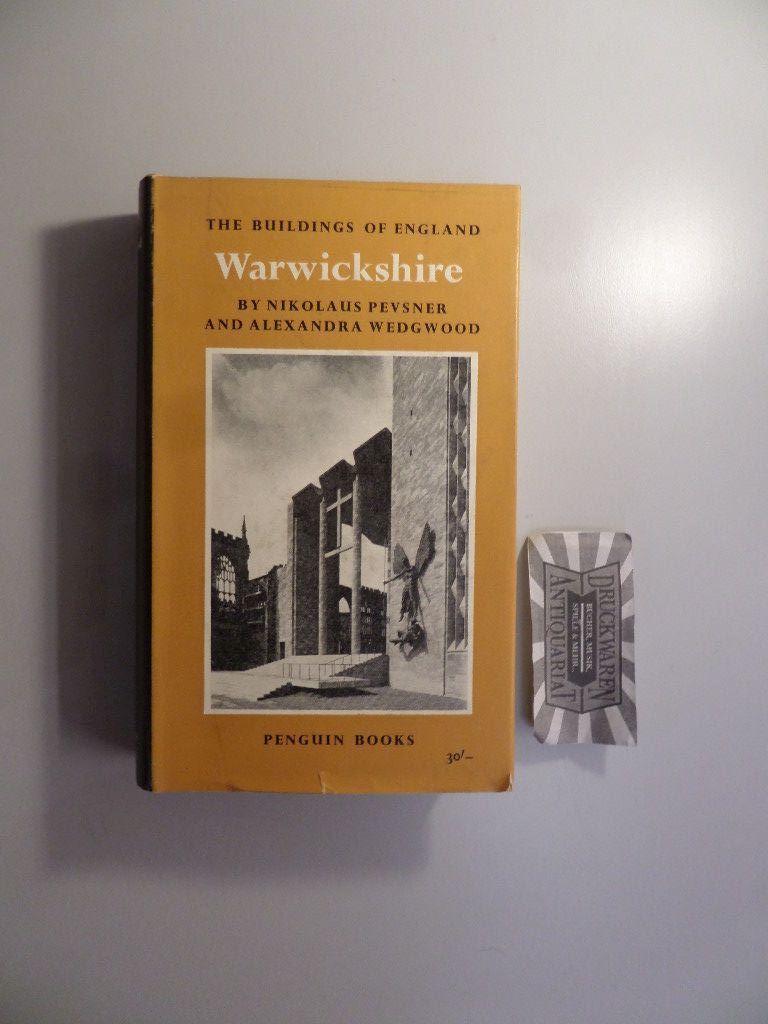 Warwickshire. 1. Aufl.