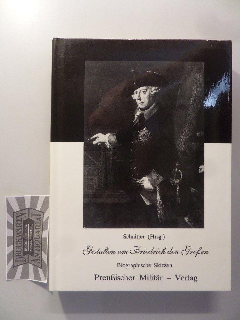 Gestalten um Friedrich den Grossen; Teil: Band: 2. [Schriftenreihe der Forschungsstelle für Militärgeschichte Berlin, Band: 2].