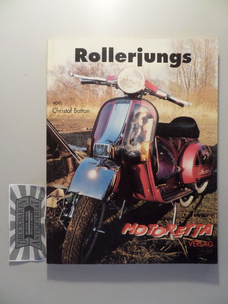 Rollerjungs. 1. Aufl.