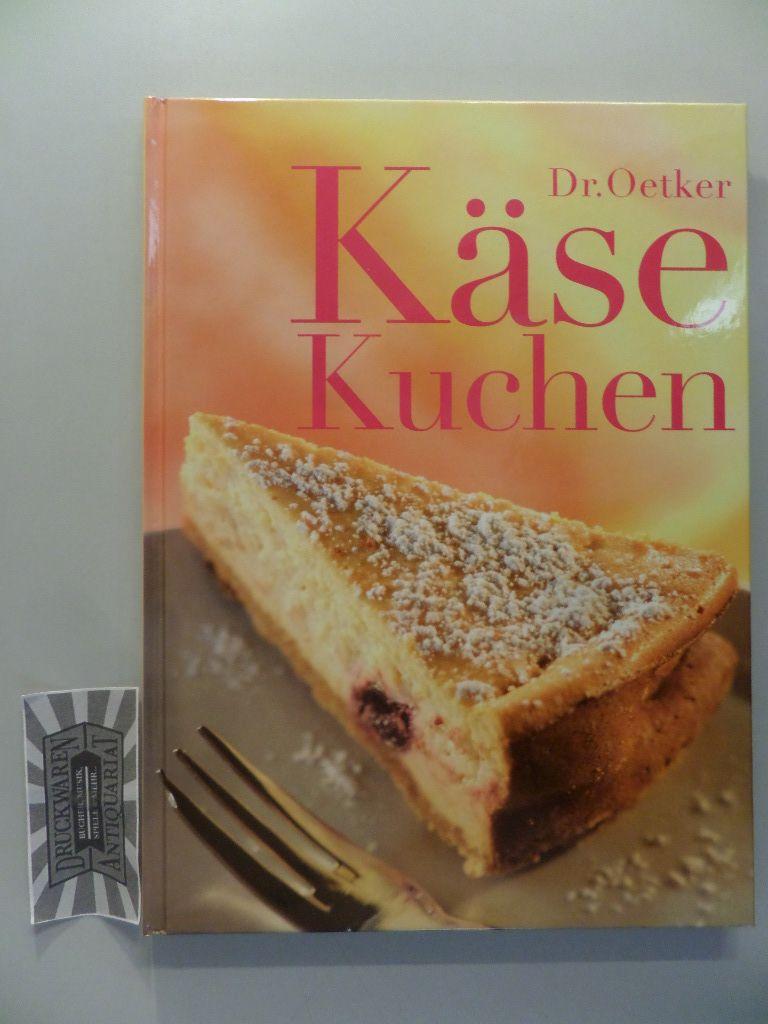 Dr. Oetker : Käse-Kuchen.