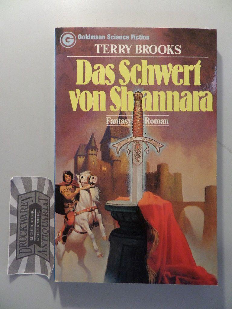Shannara-Zyklus #1 : Das Schwert von Shannara. 3. Aufl.