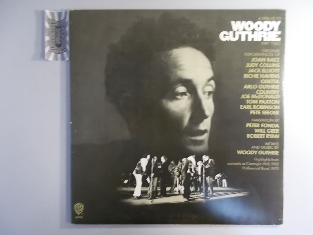 A Tribute to Woody Guthrie, Part Two [Vinyl, LP, K46144].