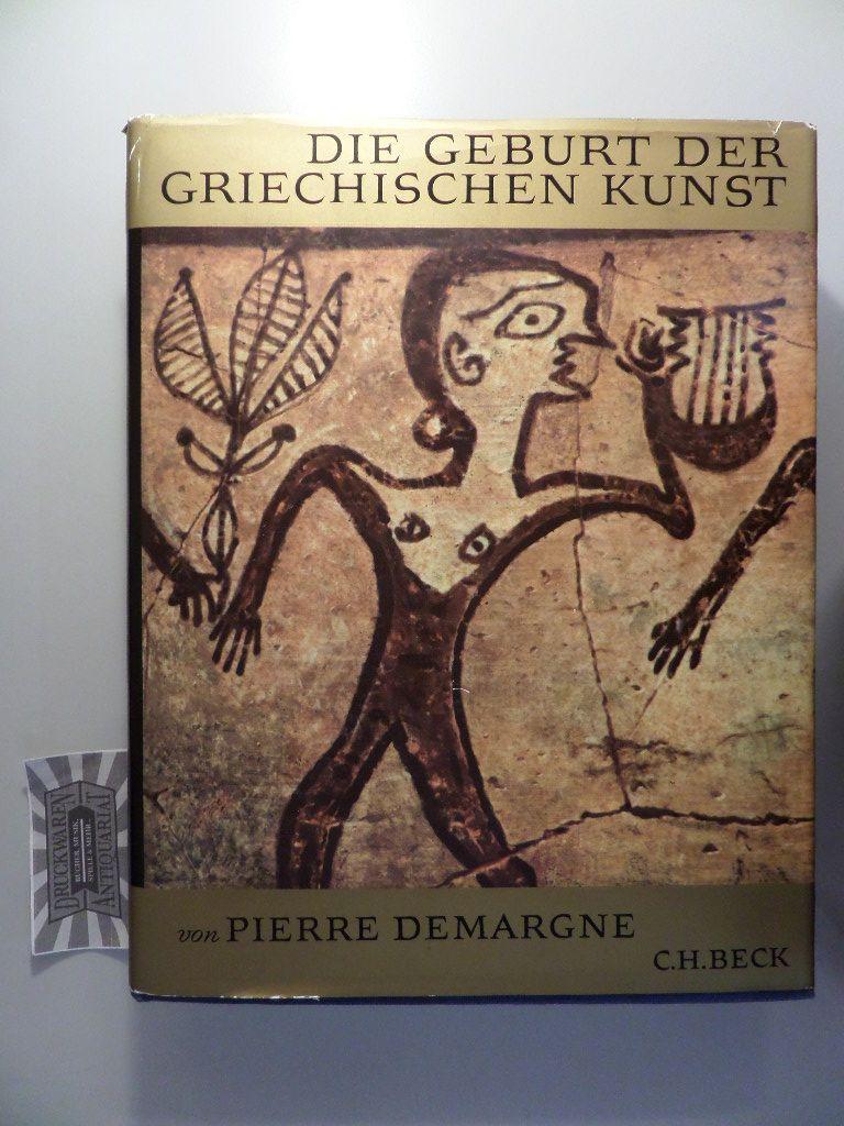 Die Geburt der griechischen Kunst.