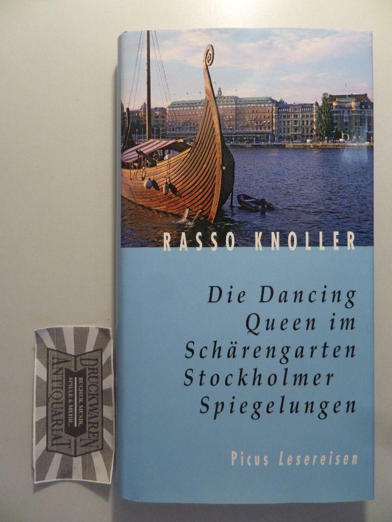 Die Dancing Queen im Schärengarten - Stockholmer Spiegelungen.