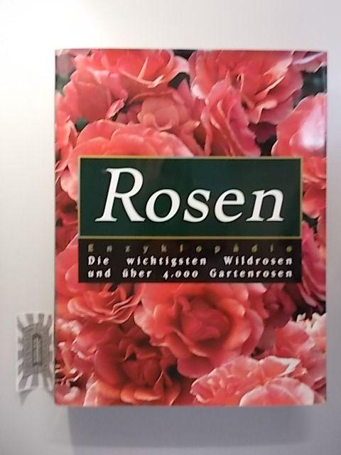Rosen - Die wichtigsten Wildrosen und über 4000 Gartenrosen.