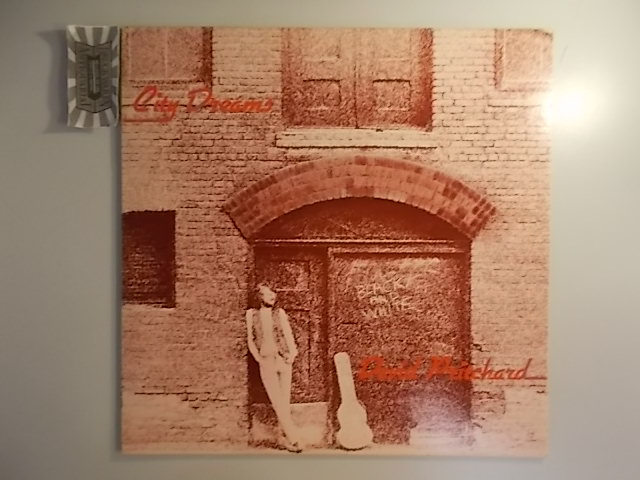Pritchard, David: City Dreams [Vinyl, LP, IC 1070].