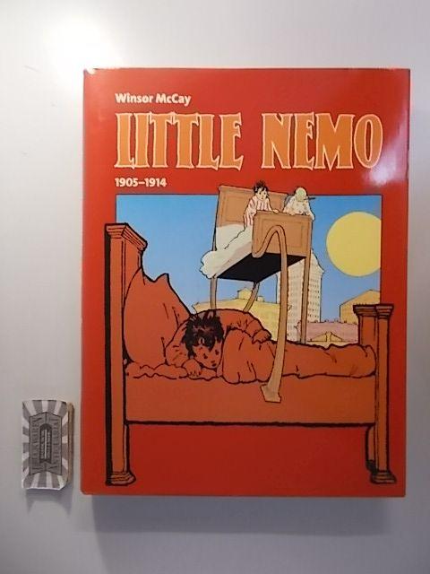 Little Nemo - Little Nemo in Slumberland, Littel Nemo in the land of wonderful dreams 1905-1914.