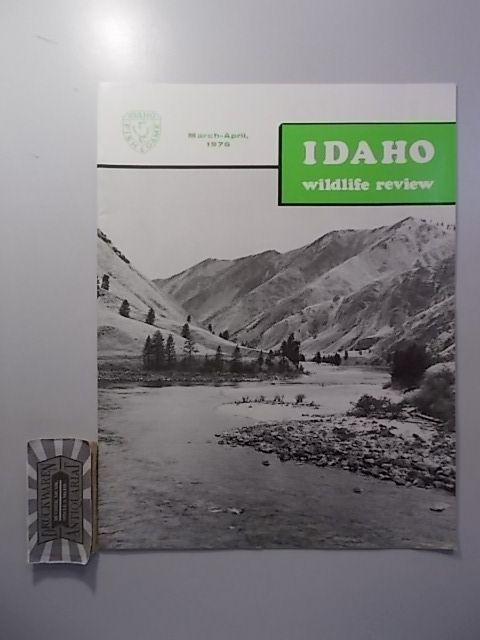 Williams, Milton T. [Red.]: Idaho wildlife review - Vol. 28- May-June 1976 , No.5.