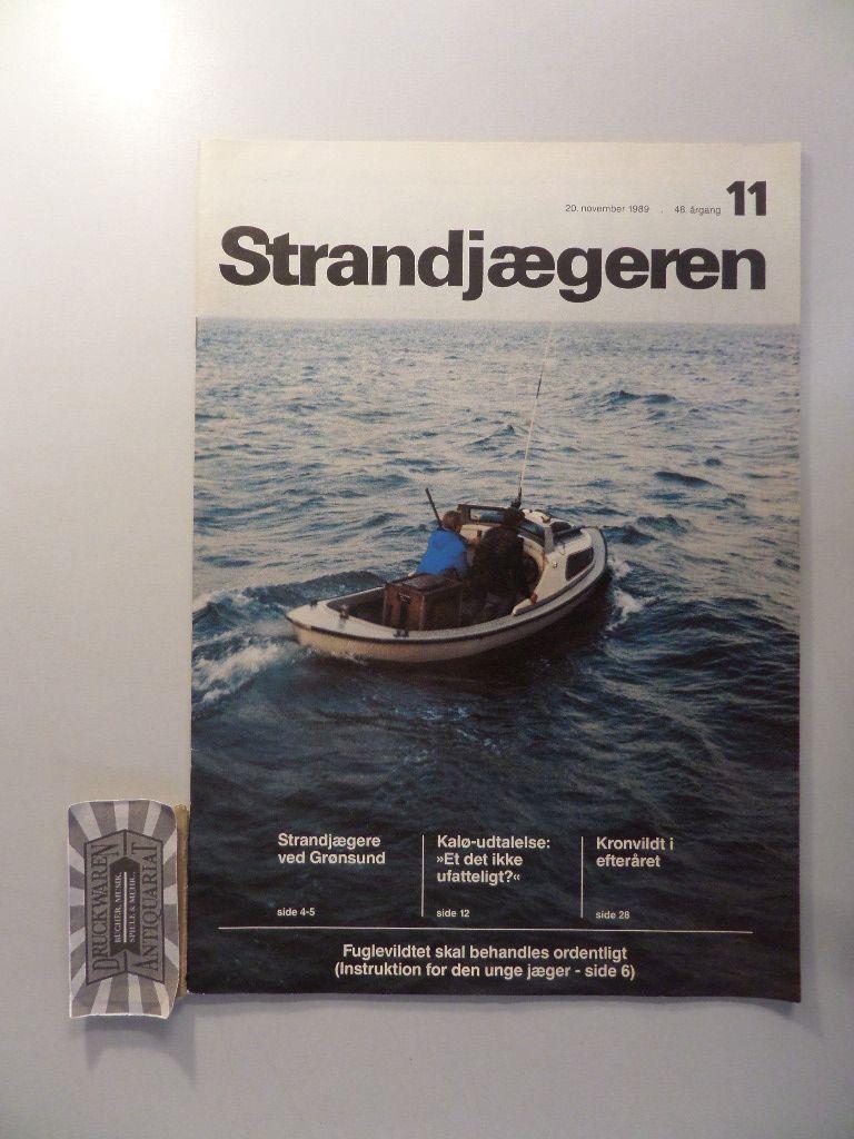 Strandjaegeren - 20. November 1989 - 48. argang / 11.