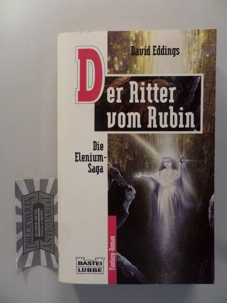 Die Elenium-Saga #2 : Der Ritter vom Rubin. 5. Aufl.