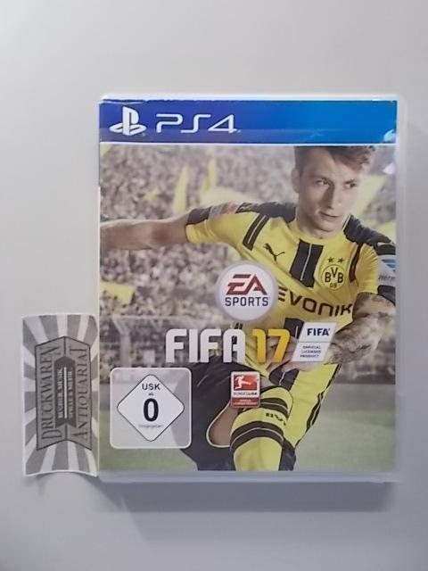 FIFA 17 - [PS4-Spiel].