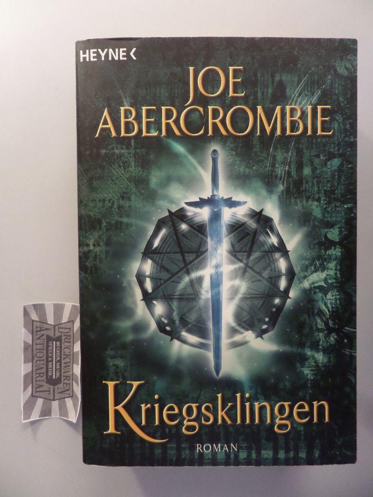 Kriegsklingen. 4. Auflage.