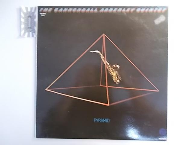 Cannonball Adderley: Pyramid [Vinyl, LP, 6001].