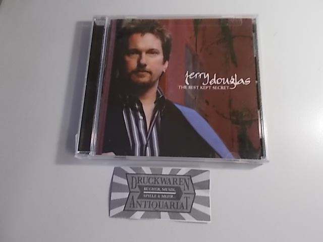 Douglas, Jerry: The Best Kept Secret [Audio-CD].