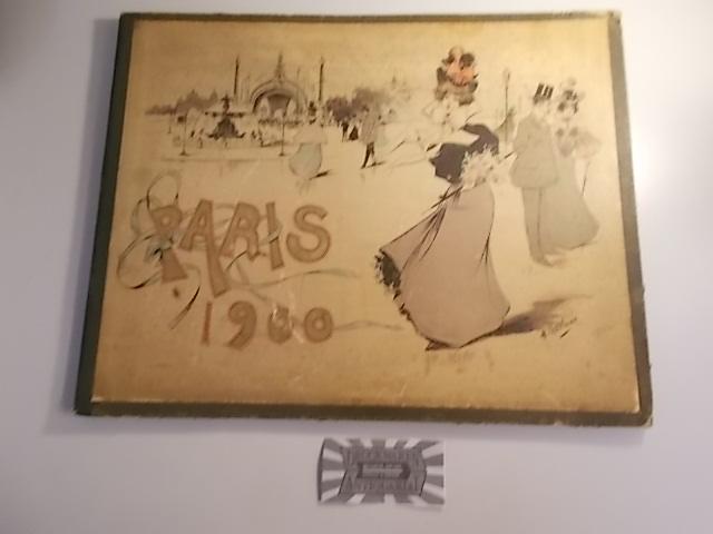 Wolf, H.C. [Hrsg.]: Paris-Exposition 1900: Ansichten von der Weltaustellung.