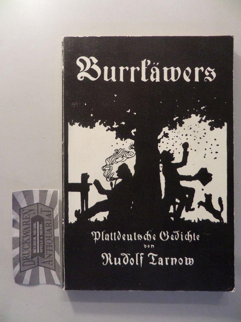 Burrkäwers. 3. Band.