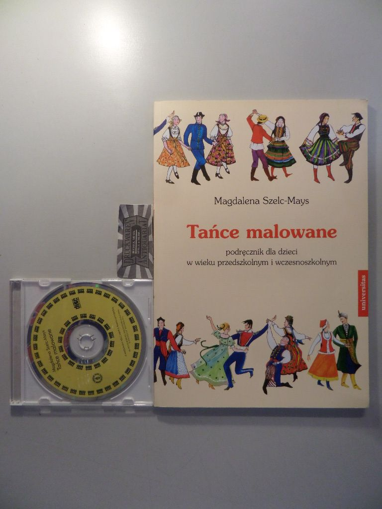 Szelc-Mays, Magdalena: Tance malowane. Buch + CD.